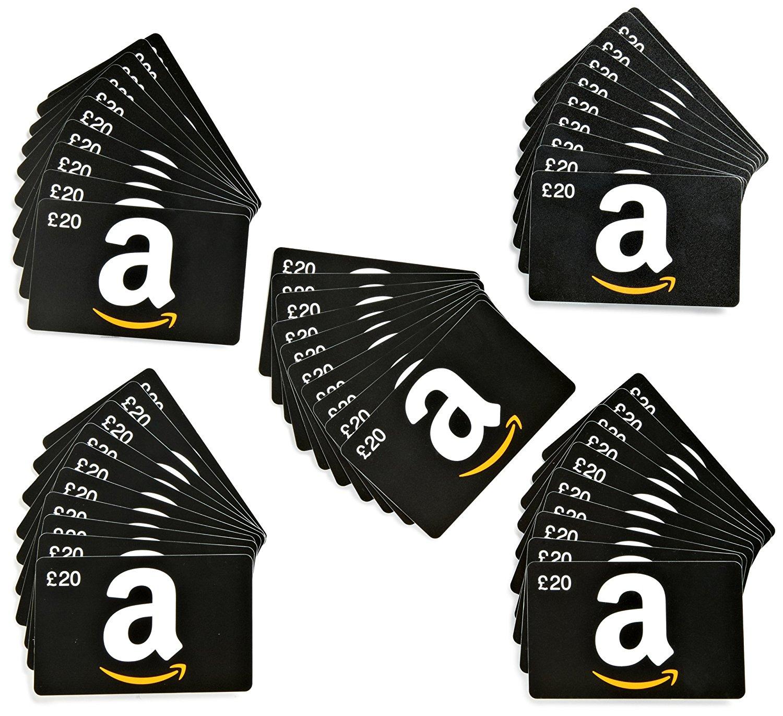 Win A £20 Amazon EGift Voucher