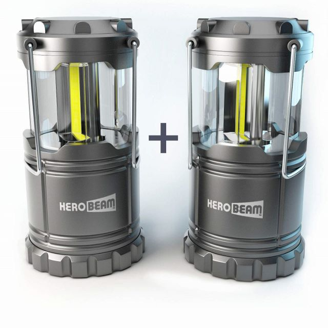 Win a pair of HeroBeam lanterns!